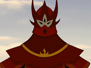 Fire Nation soldier