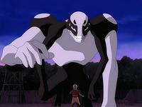 Hei Bai's monstrous form
