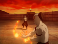 Agni Kai between Zhao and Zuko.png