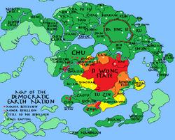 Map of DEN