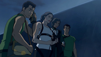 Wei, Wing, Lin, and Suyin