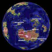 Fanon Samsara- World map regions