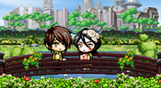 Fanon PD- Toph and Ohev's Wedding