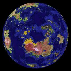 Fanon Samsara- Erasahumi map