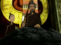 Piandao and Sokka