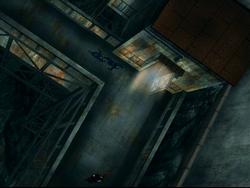 Communication tower corridor