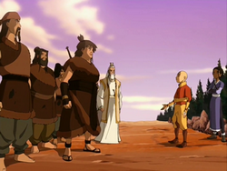 Aang solves the conflict.png