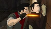 Mako threatening Ping