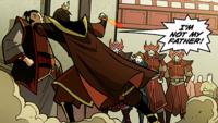 Zuko attacking Morishita
