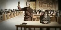Yakone's trial