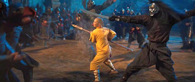 File:Film - Aang fighting alongside Blue Spirit.png