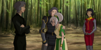 Toph Beifong's relationships