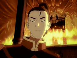 Young Zuko speaks