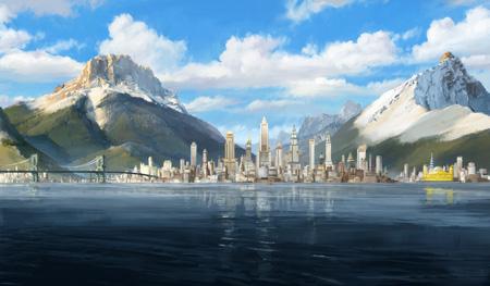 File:Republic City skyline.png