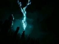 Cleaving lightning