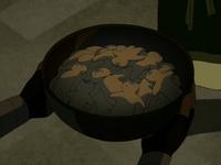 Unfried dough