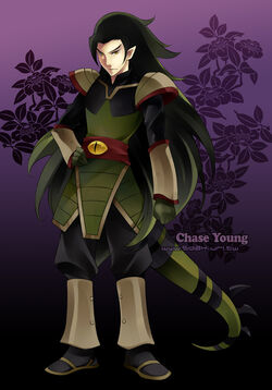 Chase young by sdaki-d3c1o0c