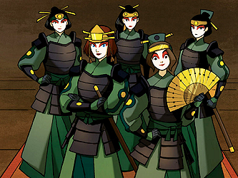 File:Ty Lee with the Kyoshi Warriors.png