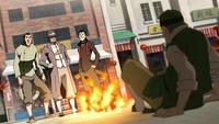 Triple Threats bully Chung