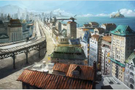 Downtown Republic City