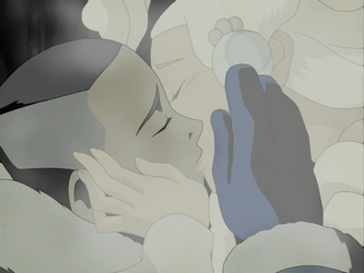 File:Sokka kisses Yue's spirit.png