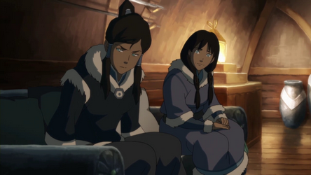 File:Korra and Senna.png