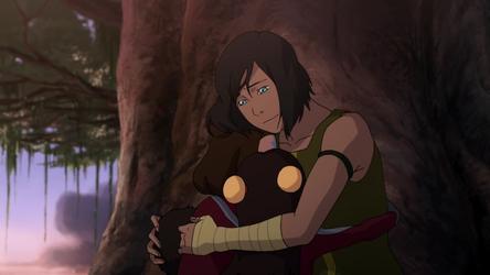 File:Korra hugs Tenzin's children.png
