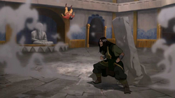 Ghazan earthbending