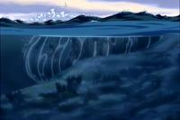 Serpent's Pass underwater