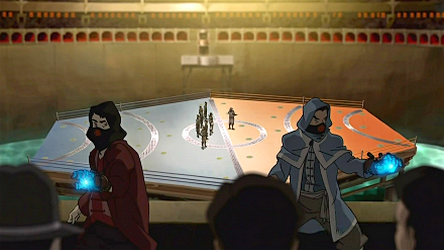 File:Equalists threatening the pro-bending spectators.png