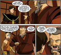 Ukano tells Zuko to prove himself worthy