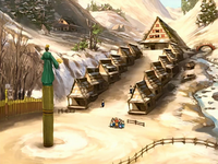 Kyoshi Island overview