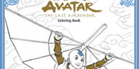 Avatar: The Last Airbender—Coloring Book