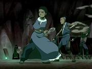 Team Avatar vs. Dai Li