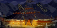 Fire Nation circus