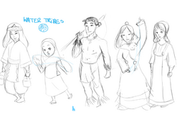 Water Tribes