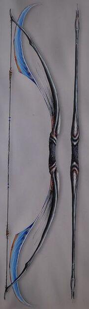 Ceremonial bow