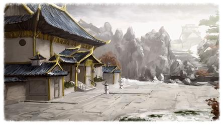 Air temple dorms