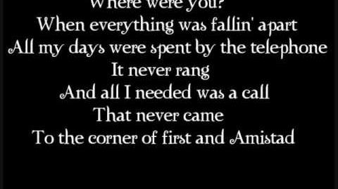 The Fray - You Found Me (with lyrics) HQ