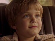 Levi Alexander as Young Pete