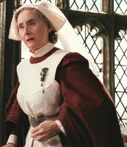 Gemma Jones as Madam Pomfrey (COS)