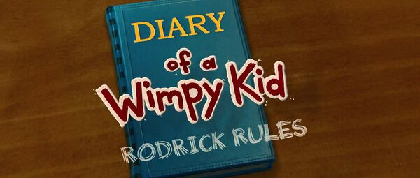 the diary of a wimpy kid rodrick rules pdf