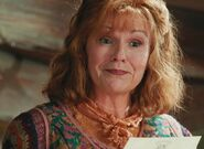 Julie Walters as Mrs. Weasley (COS)