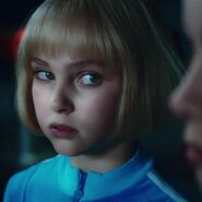 AnnaSophia Robb as Violet Beauregarde
