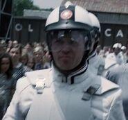 Judd Lormand as Peacekeeper 3