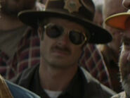 David J. Muzzerall as Citation Driver