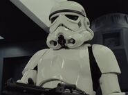 Chris Bunn as Stormtrooper (Scanning Room) (ANH)