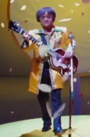 Deep Roy as Oompa Loompas (Beatles Member 1)