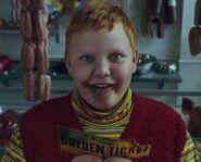 Philip Wiegratz as Augustus Gloop