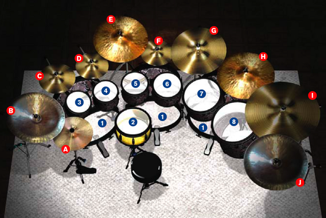 File:The Rev's drum kit.png